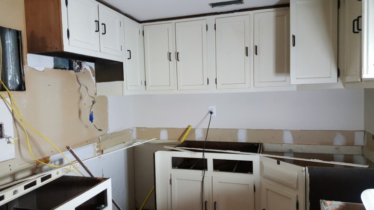 Replacing Tiled Counter Tops Kitchen Bath Cost Much