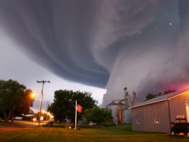 Kansas City Ks Weather Clouds