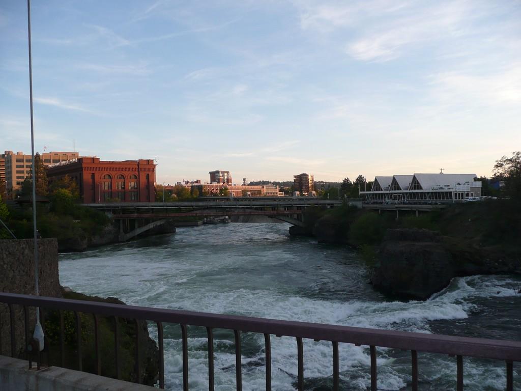 Spokane Riverfront Park Carousel