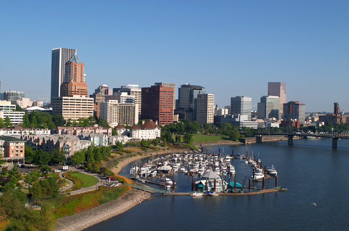 Portland Waterfront