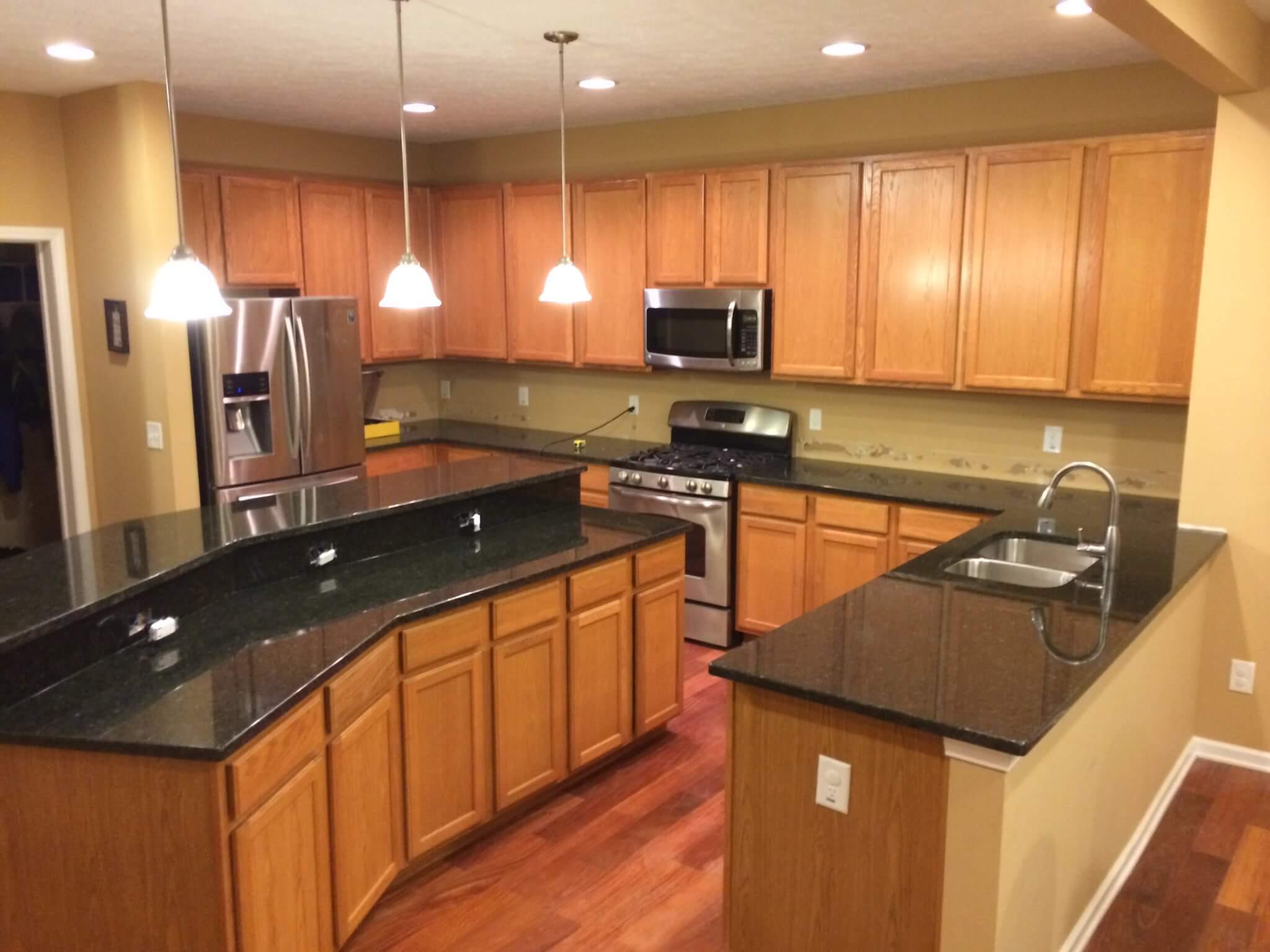 Kitchen Granite Countertops - City Granite Countertops ... on Modern:0Bjn4Cem9Be= Kitchen Counter  id=70902