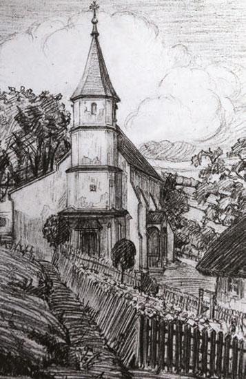 BAUERNKIRCHE St. Leonhard bei Pucking