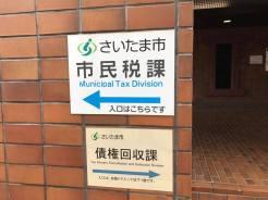 税務署と市役所と県税事務所に行きました。