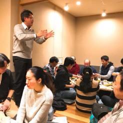 「第10回 埼玉県さいたま市の地域活性化を考える勉強会」を開催しました。