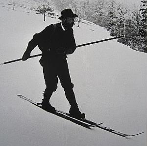 18595 - 日本にスキーを伝えたテオドル・フォン・レルヒ陸軍少佐