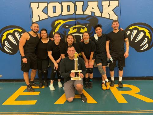 City League Volleyball | City of Kodiak Alaska