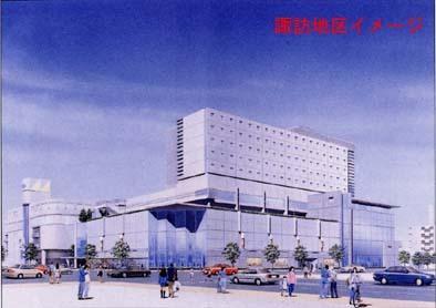 豊川市中心市街地商業等活性化基本計畫