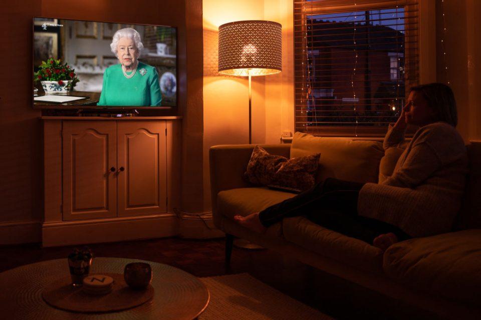 Queen Elizabeth II Speech on Coronavirus (Video)
