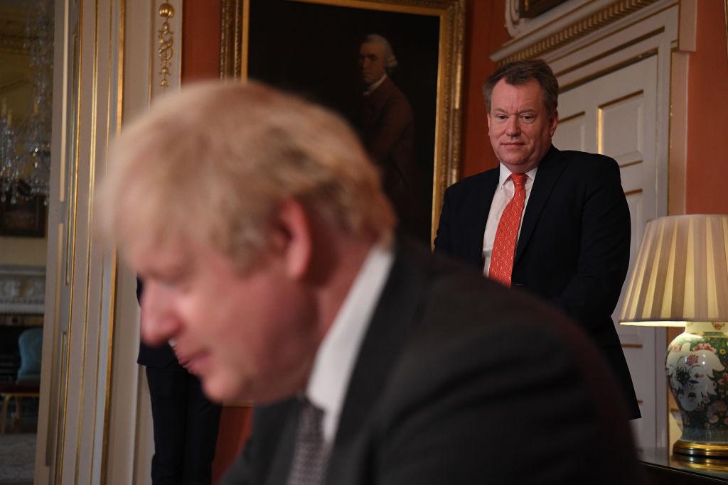 David Frost tells EU to 'shake off remaining ill will' toward UK post-Brexit