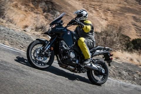 Ridden & Reviewed: 2016 Honda CFR1200X
