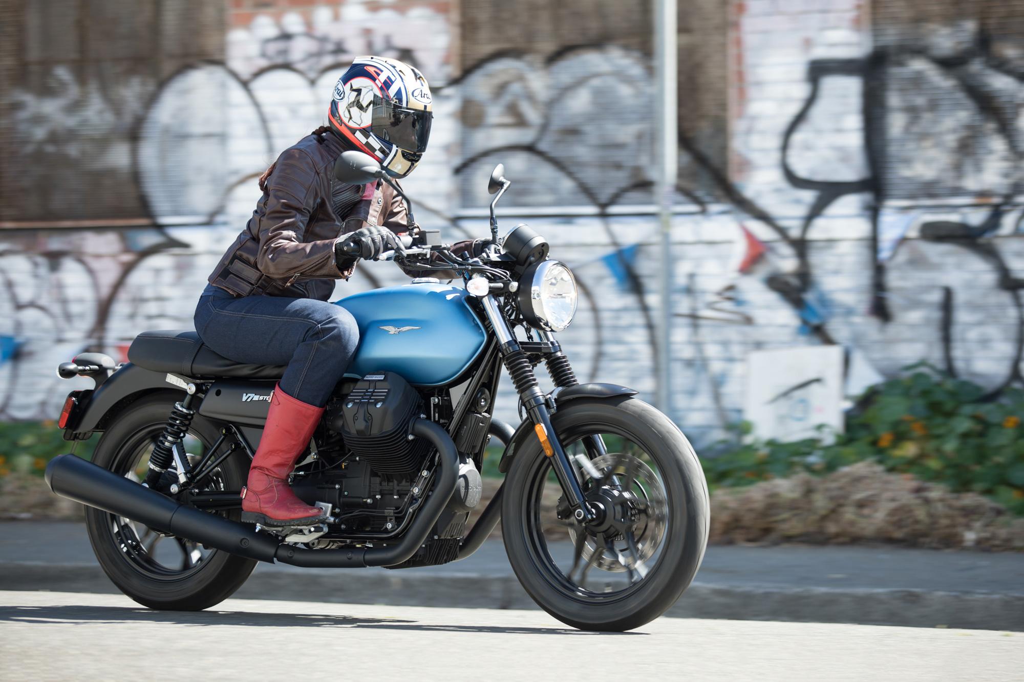 Stone Cold Guzzi: 2017 Moto Guzzi V7 III Stone | CityBike Magazine