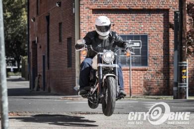 Rider: Surj Gish / Photo: Angelica Rubalcaba.