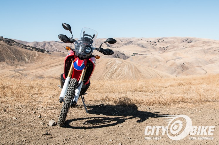 Honda CRF250L Rally
