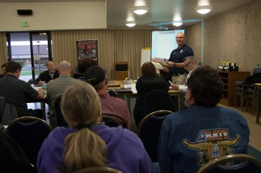 California Motorcyclist Safety Program Advisory Committee Meeting, April 2017