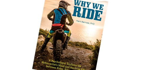 Why We Ride Book Review