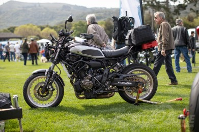 Velomacchi + Yamaha XSR700-based Rural Racer Project