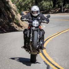Rider: Fish / Photo: Max Klein.