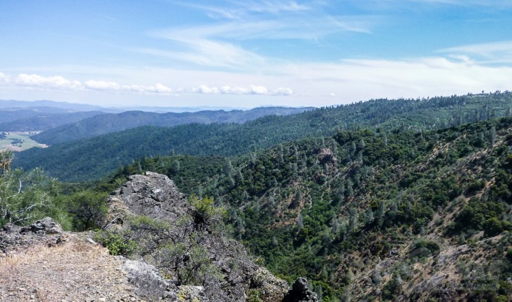 Sheetiron scenery. Not bad.