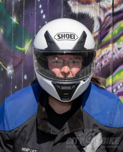 Shoei RF-SR Helmet