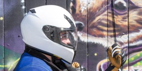 Shoei RF-SR Helmet-Review