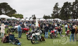The 2018 Quail Motorcycle Gathering.