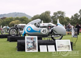 Last year's Best of Show: '57 Mondial Racer.