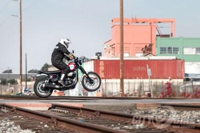 Rider: Fish / Photo: Angelica Rubalcaba.