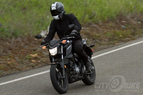 2016 Honda CB300F