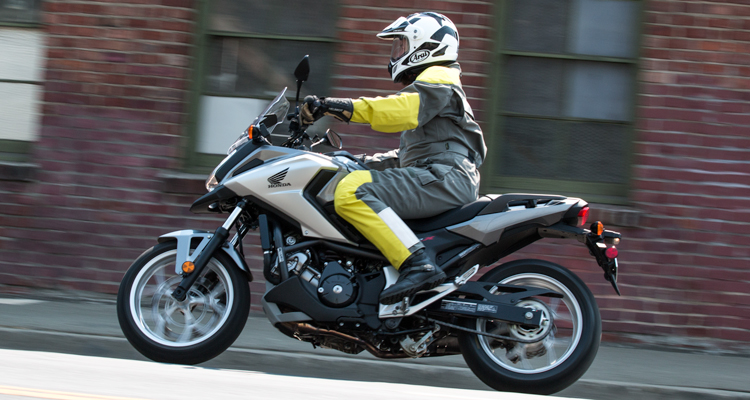 Honda's NC700X: The Motorcycle You Deserve, Not The