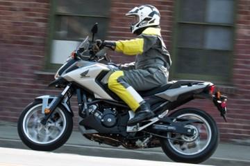 Honda NC700X Feature