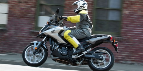Honda NC700X Feature