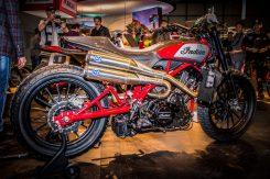 Indian FTR 1200 custom. Photo: Indian Motorcycle.