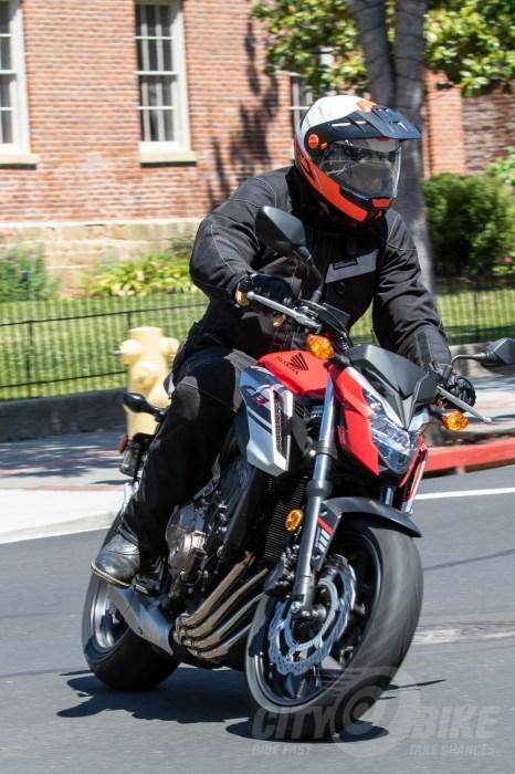 2018 Honda CB650F ABS