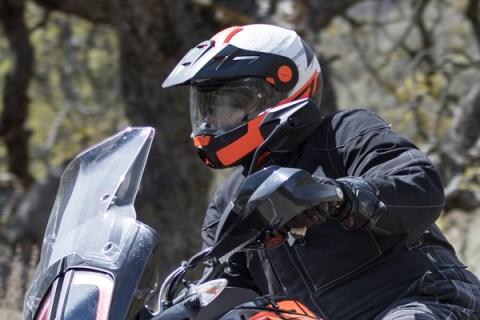 Schuberth E1 Modular Adventure Helmet