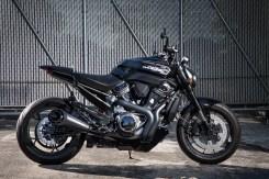"Harley-Davidson 2020 ""Streetfighter"" concept"