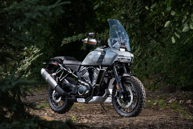 Harley Davidson 2020 Pan America prototype