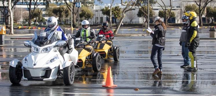 3 Wheel Safety Training