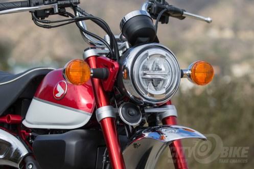 Honda Monkey headlight