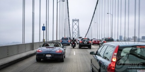 California Lane Splitting Tips FINALLY Released