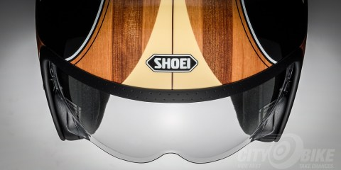Shoei J•O open-face helmet - Waimea