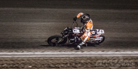 Jared Mees at the 2014 Calistoga Half-Mile