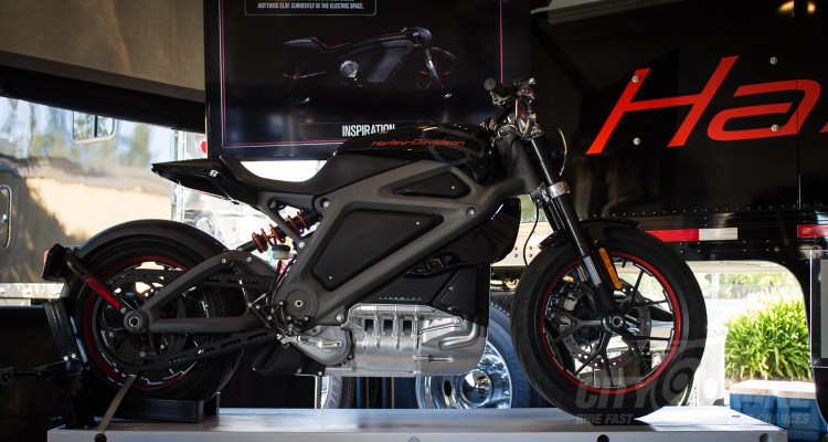 Harley-Davidson LiveWire Prototype