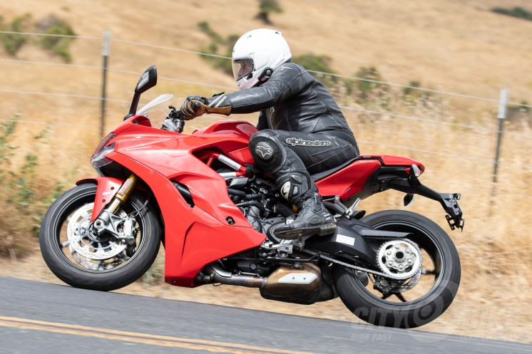 Ducati SuperSport S review