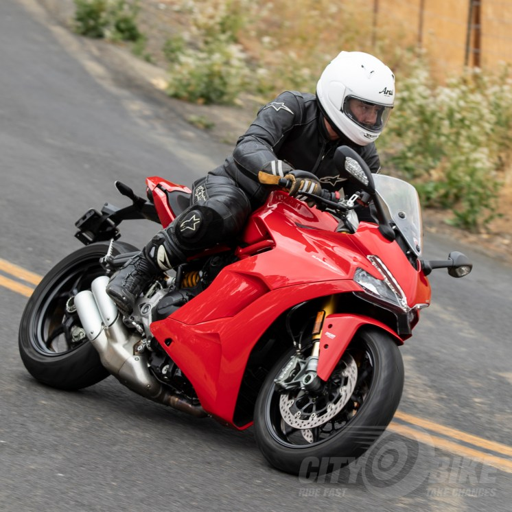 Ducati SuperSport S review.