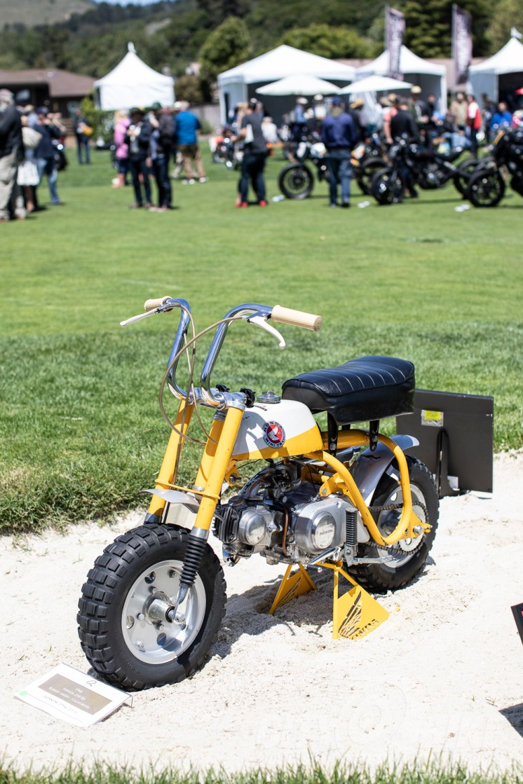 2019 Quail Motorcycle Gathering. Photos: Angelica Rubalcaba.