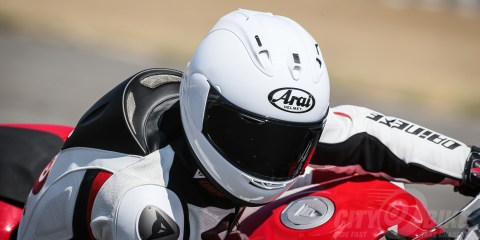Arai Corsair-X Helmet Review