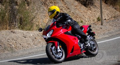2014 Honda VFR800F Interceptor review. Photo: Angelica Rubalcaba.