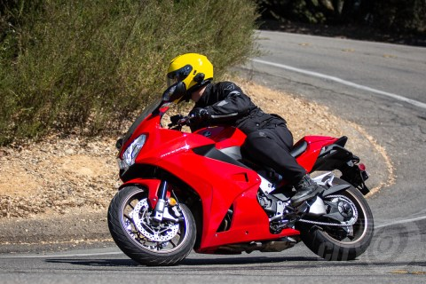 Honda VFR800F Interceptor review