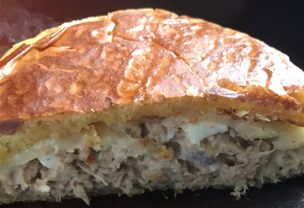 Weekend Recipe: Tuna Salad Melt