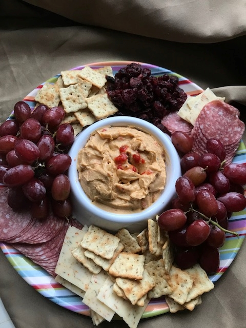 Weekend Recipe: Autumn Snack Platter